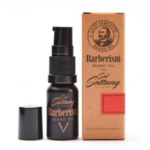 Aceite para barba Barberism Captain Fawcett - Los Consejos de Michael