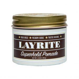 Pomada Layrite Superhold - Los Consejos de Michael