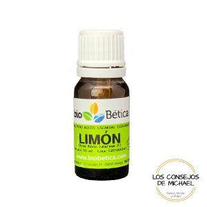 Aceite esencial de limón - Los Consejos de Michael