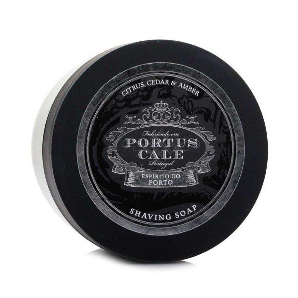 Jabón de afeitar Portus Cale Black Edition - Los Consejos de Michael