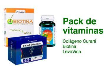 Pack de vitaminas - Los Consejos de Michael
