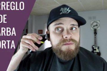 Cómo arreglar una barba corta - Los Consejos de Michael