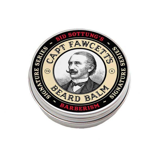 Bálsamo para barba Captain Fawcett Barberism - Los Consejos de Michael