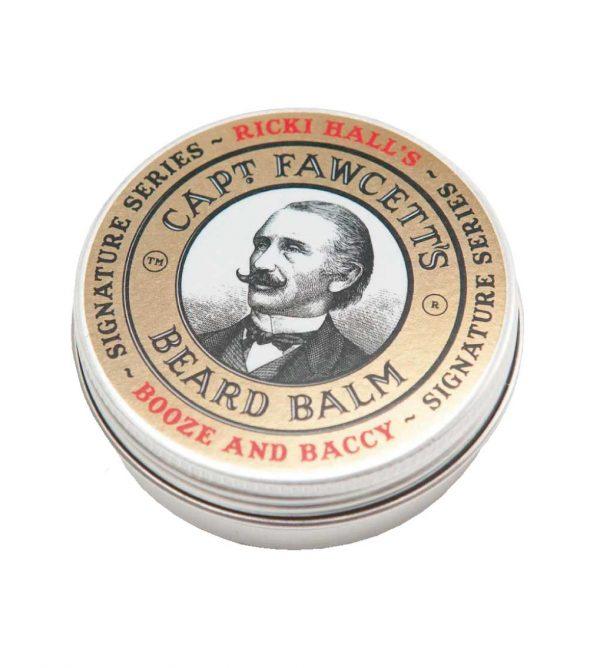 Bálsamo para barba Captain Fawcett Booze and Baccy - Los Consejos de Michael