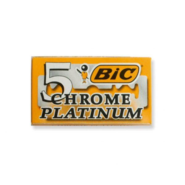 Cuchillas de afeitar BIC Chrome Platinum - Los Consejos de Michael