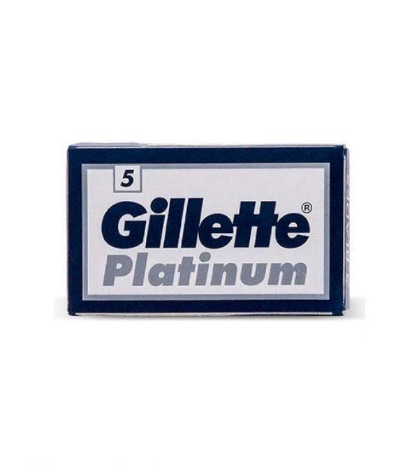 Cuchillas de afeitar Gillette Platinum - Los Consejos de Michael