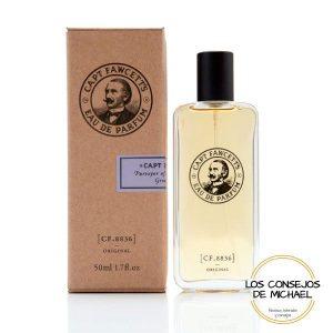 Perfume CF.8836 Captain Fawcett - Los Consejos de Michael