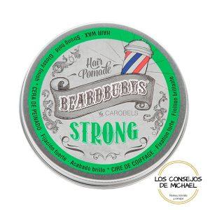 Pomada fuerte Strong de Bearburys - Los Consejos de Michael