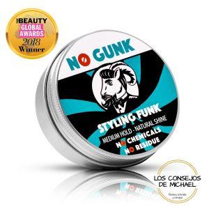 Cera Styling Funk No Gunk - Los Consejos de Michael