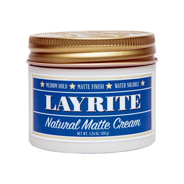 Pomada Natural Matte de Layrite - Los Consejos de Michael