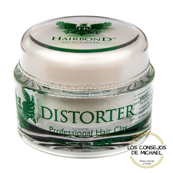 Arcilla Distorter Hairbond - Los Consejos de Michael