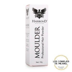 Polvo de volumen Moulder Hairbond - Los Consejos de Michael