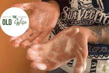 Por qué los champús de The Old Wise no hacen espuma - Los Consejos de Michael