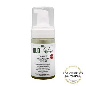 Champú post trasplante capilar - The Old Wise