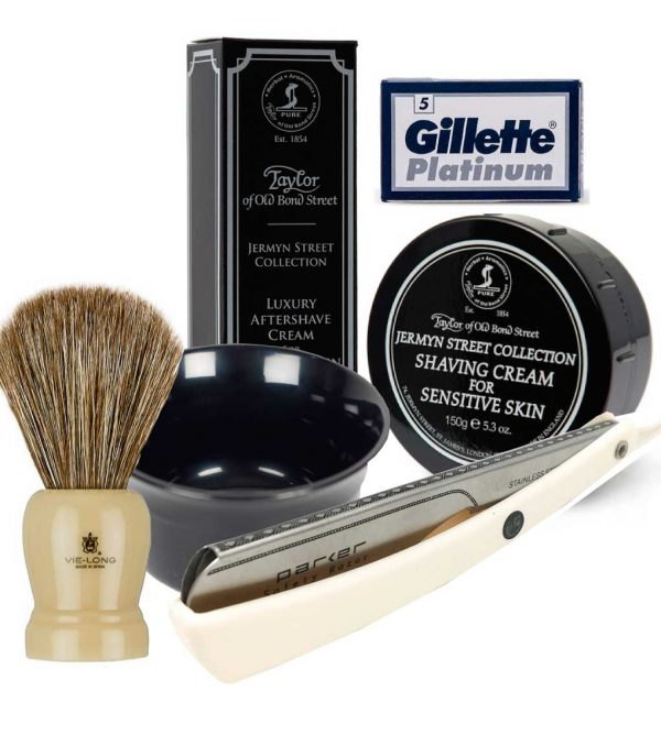 Pack de afeitado para iniciados - Los Consejos de Michael