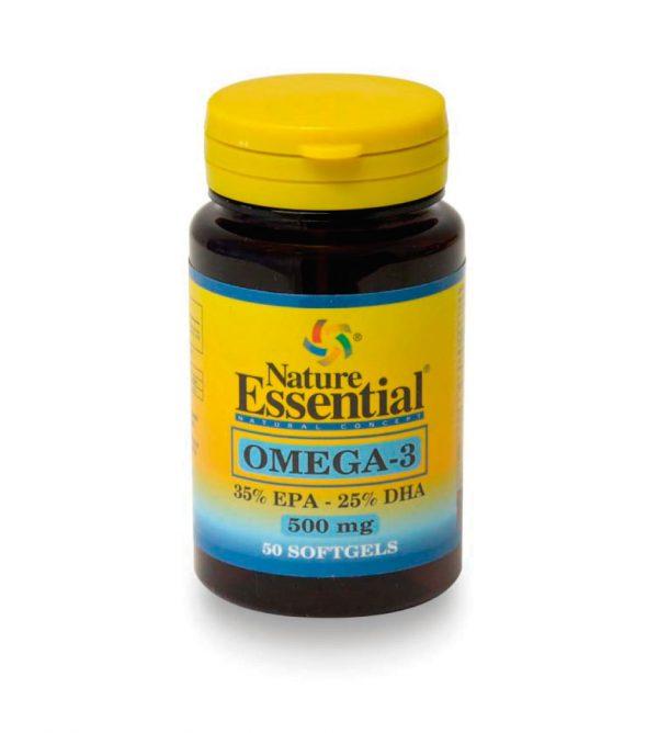 Omega 3 Nature Essential - Los Consejos de Michael