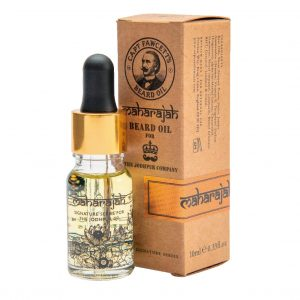Aceite para barba Maharajah Captain Fawcett - Los Consejos de Michael
