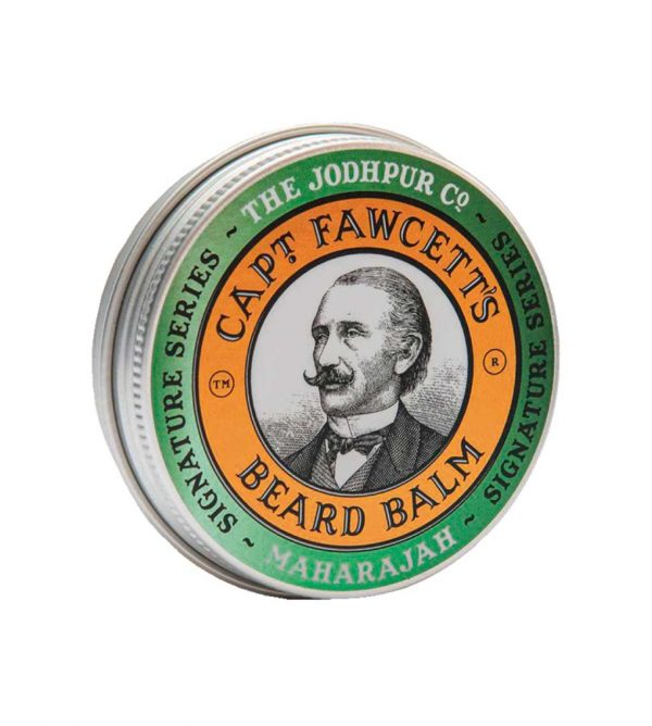 Bálsamo para barba Maharajah Captain Fawcett - Los Consejos de MIchael