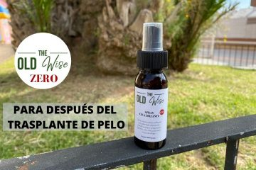 Spray cicatrizante Zero The Old Wise - Los Consejos de Michael