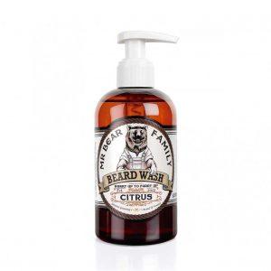 Champú para barba Citrus Mr Bear Family - Los Consejos de Michael