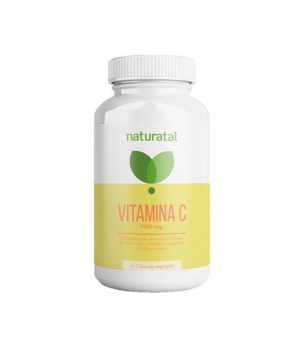 Vitamina C Naturatal - Los Consejos de Michael