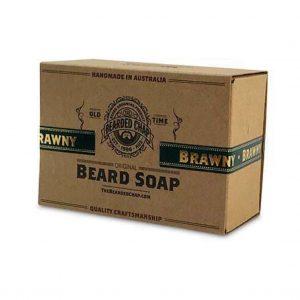 Jabón de barba Brawny The Bearded Chap - Los Consejos de Michael
