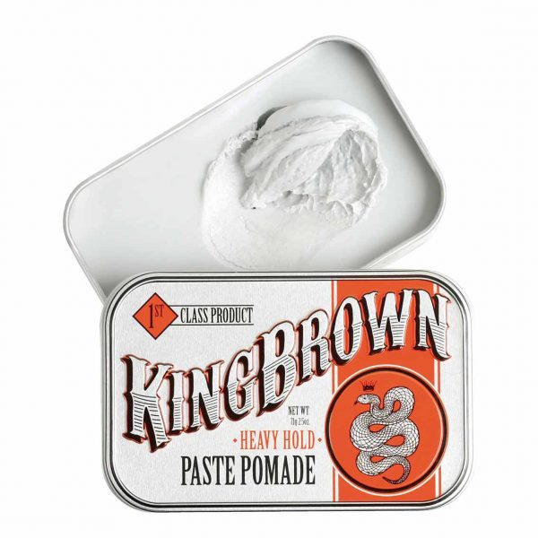 Pomada mate King Brown - Los Consejos de Michael