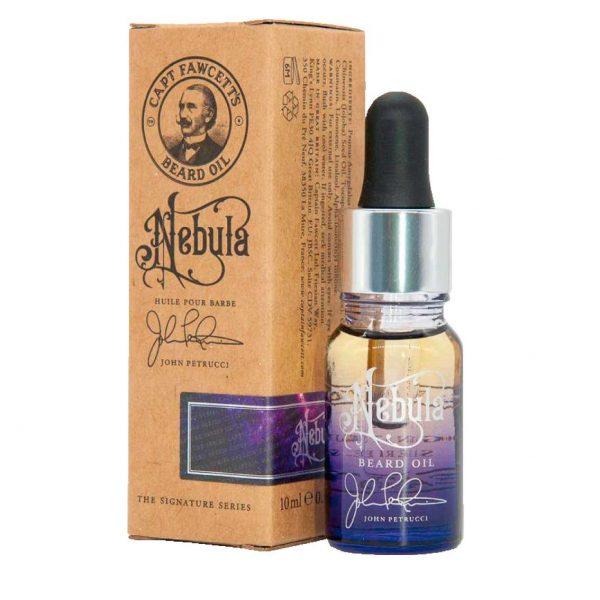 Aceite para barba Captain Fawcett Nebula - Los Consejos de Michael