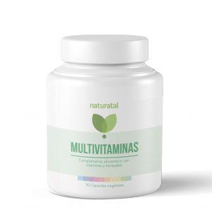 Multivitamínico Naturatal - Los Consejos de Michael
