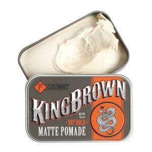 Cera mate King Brown - Los Consejos de Michael